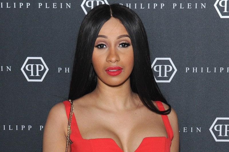 Cardi B, 5 Top Hits On R&B/Hip Hop Songs Chart, wazzuptonight.com